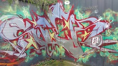 Silk Roy... (colourourcity) Tags: streetart graffiti big awesome letters silk melbourne burner acm burners cornered wildstyle littlesaigon kidsilk nofilters burncity silkroy colourourcity artcrushmob coloururcityoz