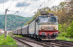 40-0355-4 Unicom Tranzit (mureseanu_976) Tags: ut steel serbia group rail slovensko express ax ea uss ep utz craiova cfr 355 inda rils benet unicom infrastructura tranzit electroputere cncf unifertrans 4003554
