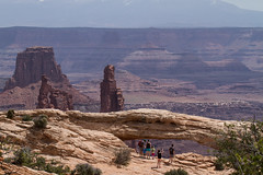 Mesa Arch-4 (travelin) Tags: canyonlandsnationalpark mesaarch