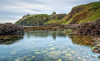 Medieval Fortress (Dunnottar Castle).