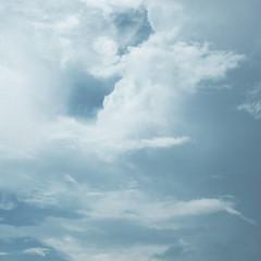 (nhylll) Tags: blue light sky cloud beautiful