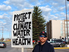 DSCN6542 (WildEarthGuardians) Tags: protest wyoming climate publiclands leasing oilandgas fracking keepitintheground