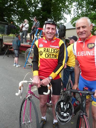 Tour de Rance 2016 - Mercier joop zoetemelk