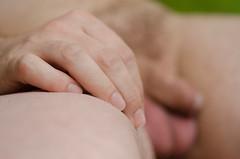 Marcel (BUTTERBIER & HONIG) Tags: man male men naked nude penis hand nackt