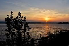 Estuary Sunset (Nige H (Thanks for 4.8m views)) Tags: sunset england nature river landscape sundown estuary devon exeestuary