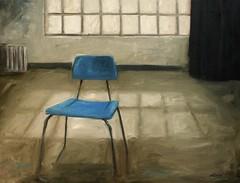 Blues aburrido - Bored Blues (ca.chezmay) Tags: blues pinturas pintor arte casm