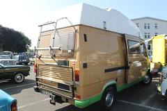 Mercedes T 1 309 D Camper (Mc Steff) Tags: t mercedes benz 1 d camper t1 wohnmobil 309 309d altopeltreffen2015