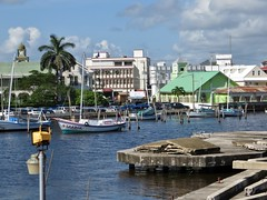 Belize City (zug55) Tags: belize caribbean belizecity centralamerica belice americacentral haulovercreek britishhonduras