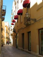 Les petites rues  de Trapani (LILI 296....) Tags: maison rue balcon trapani sicile croisiredefrance canonpowershotg16