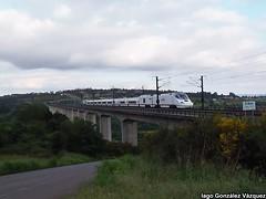 O Eixo (II) (Iago Gonzlez Vzquez) Tags: puente o s galicia ave santiagodecompostela alta ourense renfe eixo lav 730 viaducto adif infraestructuras vleocidad