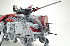 AT-TE06 (clebsmith) Tags: starwars lego walker