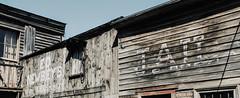 'Wild West' 10 (Yowell Art) Tags: wild west jail morningside edinburgh scotland hidden street