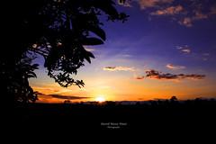 Atardecer multicolor. (edny1994) Tags: sunset sky color sol nature de atardecer nikon colombia exterior paisaje cielo puesta siluetas popayn nikonistas d5200