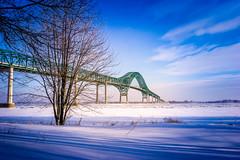 2009Jan-Frimas-37 (jdbrochu) Tags: photographie hiver pont troisrivieres rivage laneige pleinair vieuxtroisrivieres