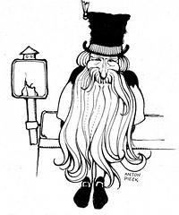 Zonneschijn  1927    ill Anton Pieck pg 90 (janwillemsen) Tags: fairytale 1927 antonpieck magazineíllustration