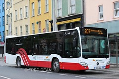 Bus Eireann MC306 (161C3080). (Fred Dean Jnr) Tags: cork mercedesbenz buseireann citaro mc306 grandparadecork buseireannroute207 july2016 161c3080