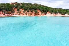 Isola di Budelli sardegna (pinomangione) Tags: pinomangione mare sea budelli sardegna blu blue italy costa litorale rccia vegetazione paesaggio acqua spiaggia bagnasciuga nuoto