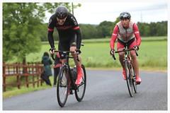 The Break. (Paris-Roubaix) Tags: road bicycle club race scottish racing national championships veterans falkirk stirlingshire bicicyle