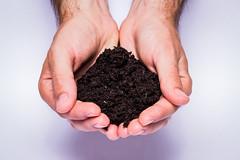 Precious Earth (AlistairBeavis) Tags: hands earth soil precious elements balance highkey compost hold cherish hss 52weeks strobist alistairbeavis alistairbeaviscom