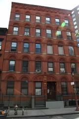 East 9th Street (ShellyS) Tags: nyc newyorkcity manhattan buildings streets eastvillage