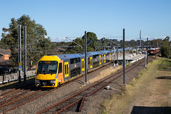"2016-06-13 Sydney Trains A57 East Hills 62-G (Dean ""O305"" Jones) Tags: au australia newsouthwales easthills"
