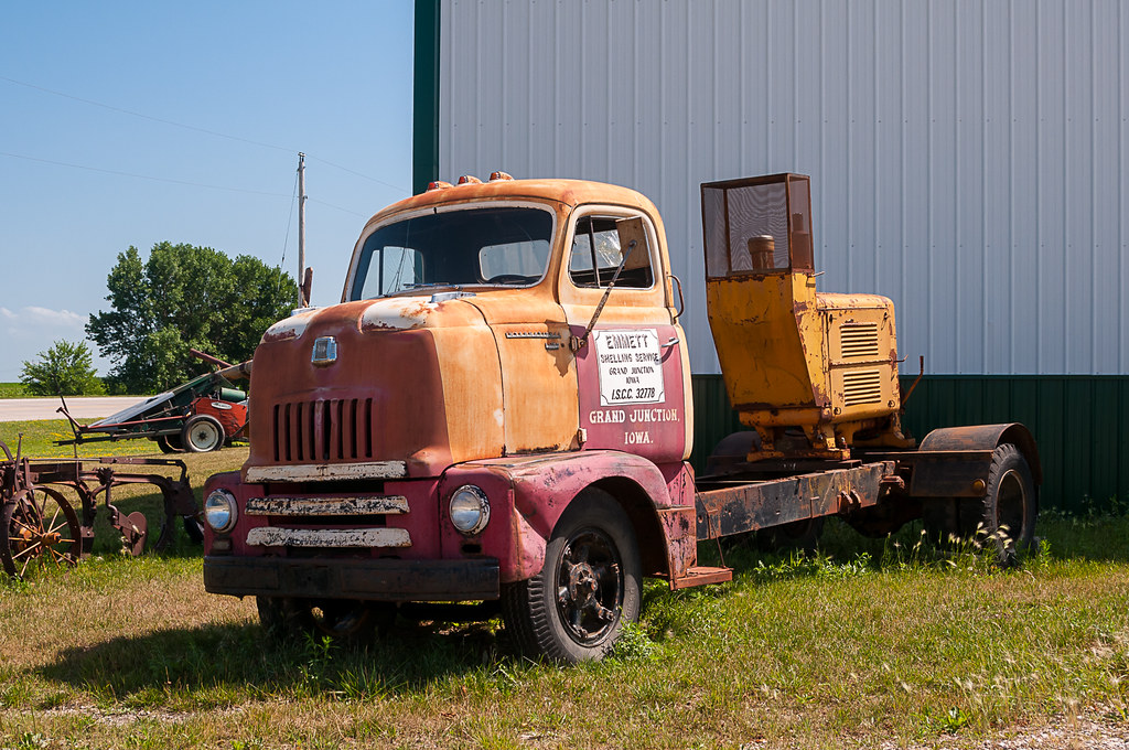 Antique International Cabover : The world s best photos of cabover and vintage flickr