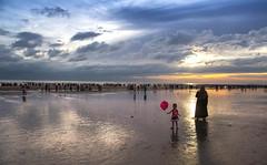 Joy at Sunset (Amazing Bangladesh ( Prithul )) Tags: travel sunset canon asia ngc bangladesh 6d coxsbazar