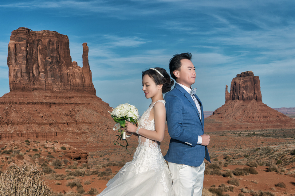EASTERN WEDDING, DONFER, 羚羊峽谷婚紗