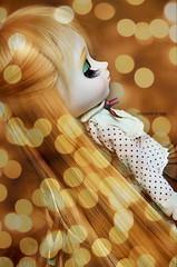 Shine bright like a diamond | Pullip Xiao Fan (Kumo~Milk^^) Tags: doll eyelashes wig groove pullip ringo xiaofan eyechips junplanning rewigged rechipped