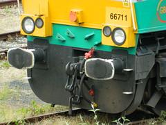 66711_09 (Transrail) Tags: class66 emd shed diesel locomotive coco gbrf tonbridge gbrailfreight 66711 aggregateindustries sence