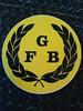 Guernsey Fire Brigade Helmet Transfer (Lesopc) Tags: gfb guernsey fire brigade helmet transfer badge sticker crest logo