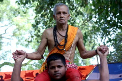 dad (bimboo.babul) Tags: myth worshipofpagolnath heritage culture people ritualfestivalportrait children woman speed god faith community communalharmony hindu muslim pagolnatherpujasouthasia bangladesh sonargaon tradition custom