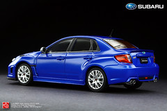 Subaru Impreza WRX STi S206 (JOJO BEE - DIECASTCARSGROUP) Tags: blue scale miniature model replica wrc subaru impreza wrx sti 143 diecast boxerengine s206 ebbro symmetricalallwheeldrive