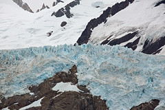 Glacier Fitzroy Este o Piedras Blancas, Los Glaciares national park, Argentina (Miche & Jon Rousell) Tags: chile blue patagonia white snow green ice southamerica argentina clouds turquoise glacier andes elchalten losglaciaresnationalpark mountfitzroy fitzroyesteopiedrasblancas