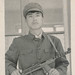Chinese soldier with his gun #1