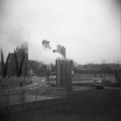 Torino (Valt3r Rav3ra - DEVOted!) Tags: blackandwhite bw 120 6x6 film torino holga lomo lomography toycamera streetphotography ilforddelta400 biancoenero plasticcamera holgacfn urbanvisions medioformato visioniurbane valt3r valterravera