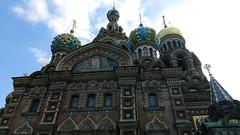 St Petersburg, Church of the Savior on Spilled Blood (wattallan594) Tags: travel church st blood europe russia petersburg baltic northern spilled saviour