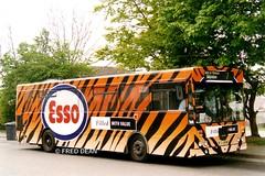 Bus Eireann KC161 (87D28390). (Fred Dean Jnr) Tags: cork gac esso donnybrook may1999 buseireann alloverad kc161 87d28390 buseireannroute207