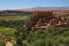 Ksar village, South of Morocco (Dominic Perroud PhotoGraphy) Tags: landscape village south morocco maroc paysage moroccan ksar sud ruines