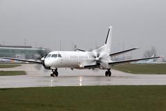 Saab 2000 Loganair G-LGNP (NTG's pictures) Tags: 2000 saab loganair flybe glgnp
