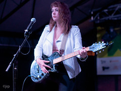"""Angel Olsen at Mohawk #SXSW • <a style=""""font-size:0.8em;"""" href=""""http://www.flickr.com/photos/95407108@N00/16832514416/"""" target=""""_blank"""">View on Flickr</a>"""