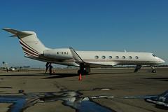 B-KHJ (HongKong Jet) (Steelhead 2010) Tags: breg gulfstream gv bizjet g550 bkhj hongkongjet