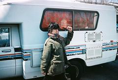 paige (Sharminiw) Tags: life film female 35mm power hippie van camper bohemian traveler