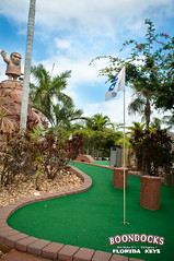 Boondocks Florida Keys Mini-Golf