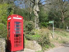 Puddledock Telephone Box