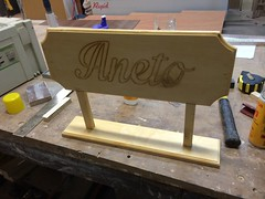 Cartel Aneto