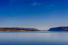 Roll on, mighty Columbia (Tonya Doughty) Tags: statepark blue water washington columbiariver vantage ginkgopetrifiedforest
