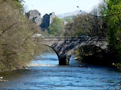 Doune (9) (lairig4) Tags: bridge castle river scotland doune teith deanston