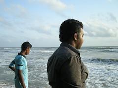 An Ocean In Between The Waves (shehan Teixeira) Tags: ocean childhood playground seaside indian memories sri lanka shore return
