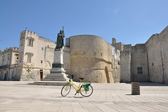 Mit FUNActive Tours in Otranto (Funactive Tours Italybike) Tags: otranto puglia fahrrad radreise apulien italybike funactivetours
